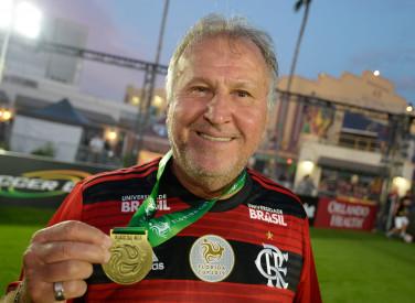 Flamengo é campeão do torneio Legends 5v5 - 08-01-2019