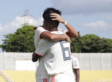 Jaguariúna x Flamengo - Copa São Paulo - 09/01/2019