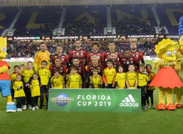 Flamengo X Ajax -  Florida Cup - 10-01-2019