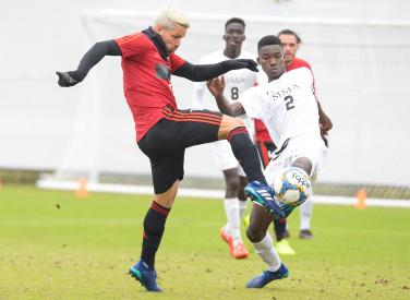 Jogo Treino Flamengo X Montverde Academy - 15-01-2019