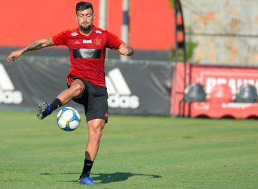 Treino Flamengo - Tarde - 17-01-2019