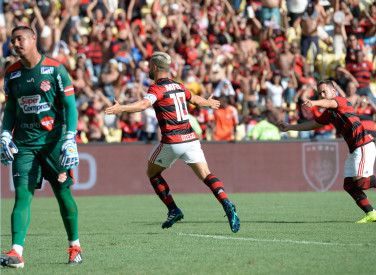 Flamengo X Bangu - 20-01-2019
