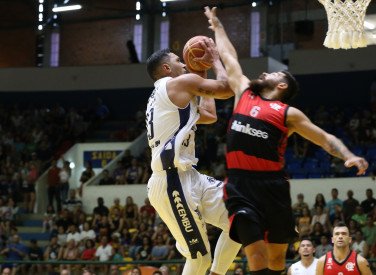 Mogi 74 x 81 Flamengo - NBB - 26/01/2019