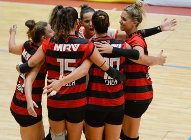 Superliga B  - Flamengo x São José dos Pinhais - 02-02-2019