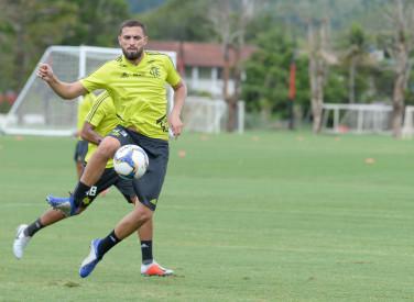 Treino CT Flamengo - 07-02-2019