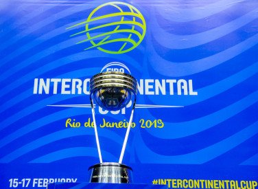 Coletiva de Imprensa - Copa Intercontinental