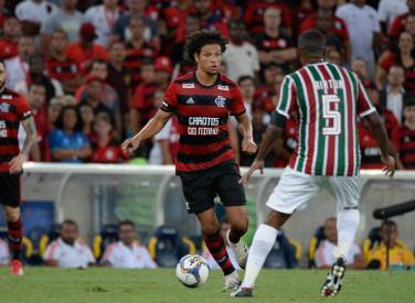FlamengoX Fluminense - 14-02-2019