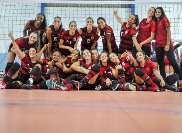Superliga B - Flamengo x Maringá - 27-02-2019