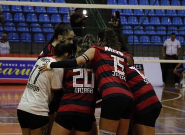 Valinhos x Flamengo - Superliga B - 9/03/2019