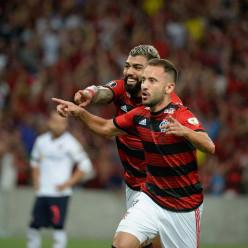 Alexandre Vidal / Flamengo