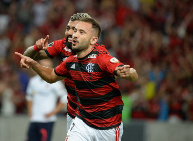 Flamengo X LDU - 13-03-2019