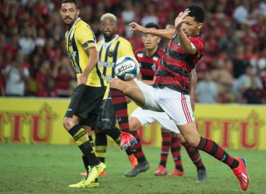 Flamengo X Volta Redonda - 16-03-2019
