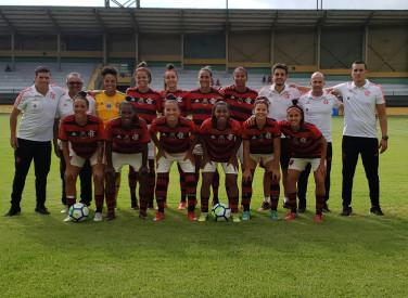 Flamengo/Marinha x Vitória-PE - Brasileiro Feminino - 23/03/2019