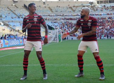 Flamengo X Fluminense _ 24-03-2019