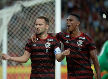 Flamengo X Fluminense - 27-03-2019