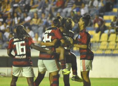 São José x Flamengo/Marinha - Brasileirão Feminino - 27/03/2019