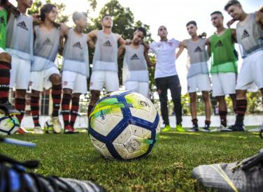 Flamengo x Bangu Sub 15 - 30-03-2019