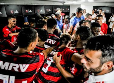Flamengo x Bangu Sub 17 - 30-03-2019