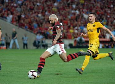 Flamengo x Peñarol- 03-04-2019