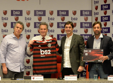 Coletiva Flamengo e Banco BS2 - 04-04-2019