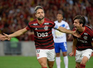 Flamengo X San Jose - 11-04-2019