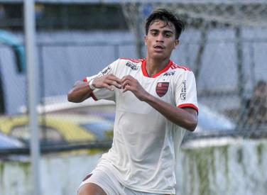 Flamengo x America - Taça Guanabara Sub-20 - 19-04-2019