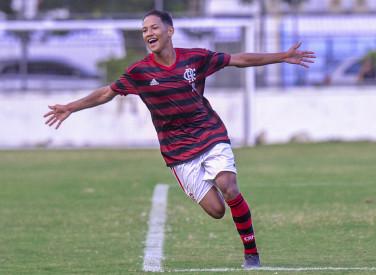 Flamengo x Botafogo - Campeonato Brasileiro Sub-17 - 24-04-2019