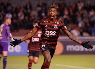 Flamengo X LDU - 24-04-2019