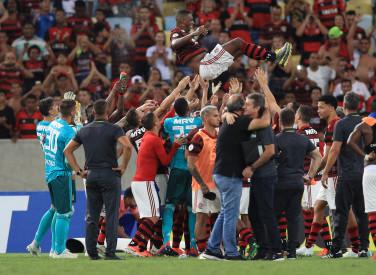 Flamengo X Cruzeiro - 27-04-2019
