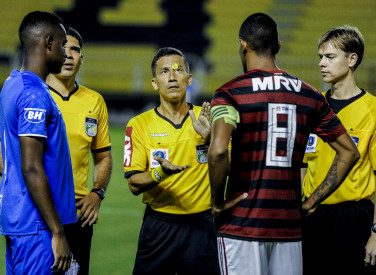 Flamengo x Cruzeiro Copa da Brasil Sub-20 - 30-04-2019