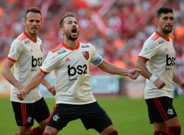Flamengo X Internacional - 01-05-2019