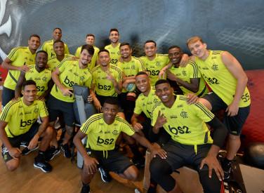 Treino CT Flamengo - 03-05-2019