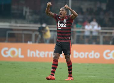 Flamengo X São Paulo  - 05-05-2019