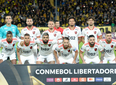 Flamengo X Peñarol - 08-05-2019