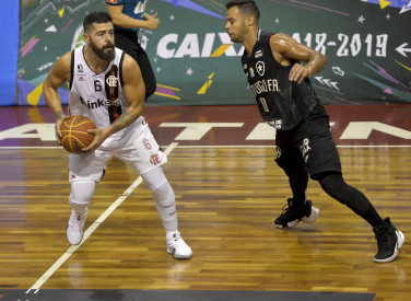 Flamengo x Botafogo - Semifinal NBB - 09/05/2019