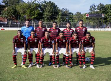 Flamengo x Boavista - Sub-20 - Taça Guanabara - 10-05-2019