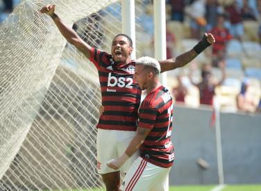 Flamengo x Chapecoense - 12-05-2019