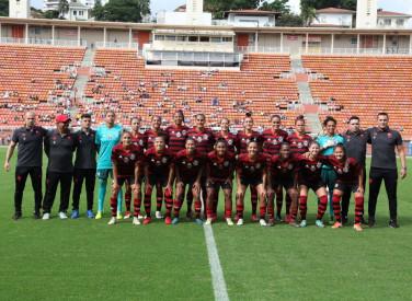 Santos x Flamengo/Marinha - Brasileirão Feminino - 11/05/2019