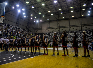 Botafogo x Flamengo - Semifinais NBB - 14-05-2019