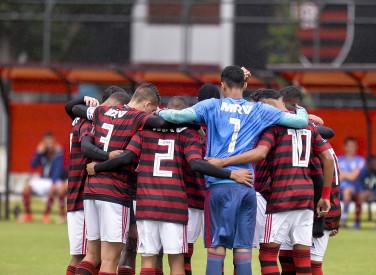 Flamengo x Vitoria - Sub-17 Campeonato Brasileiro - 15-05-2019