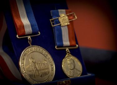 Juan recebe medalha Pedro Ernesto - 22-05-2019