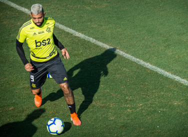 Treino CT Flamengo - 22-05-2019