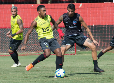 Treino CT Flamengo - 28-05-2019