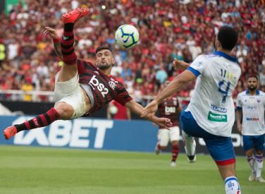 Flamengo X Fortaleza - 01-06-2019
