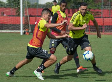 Treino CT Flamengo 02-06-2019