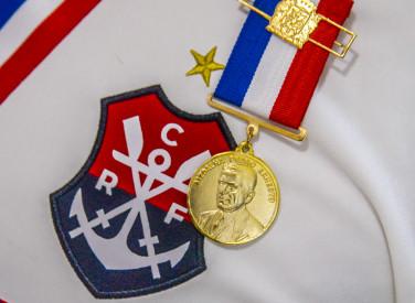 Thiago Pompeu recebe medalha Pedro Ernesto - 03-06-2019