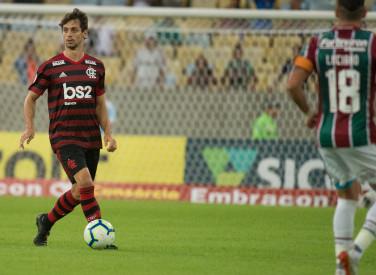 Flamengo X Fluminense - 09-06-2019