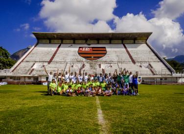 Projeto Generation Amazing no Flamengo - 17-06-2019