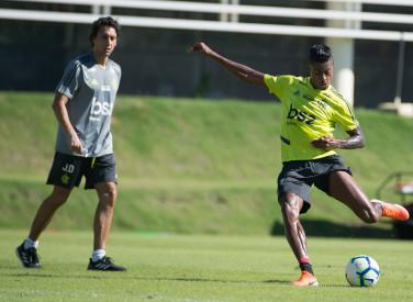 Treino CT Flamengo -24-06-2019