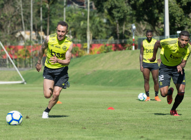 Treino CT Flamengo - 25-06-2019